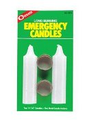 Emergency Candles 8hr 2 pk